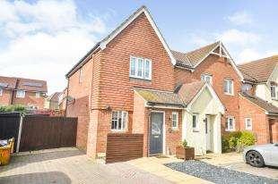 2 Bedrooms Semi Detached House for sale in Jupiter Lane, Kingsnorth, Ashford, Kent