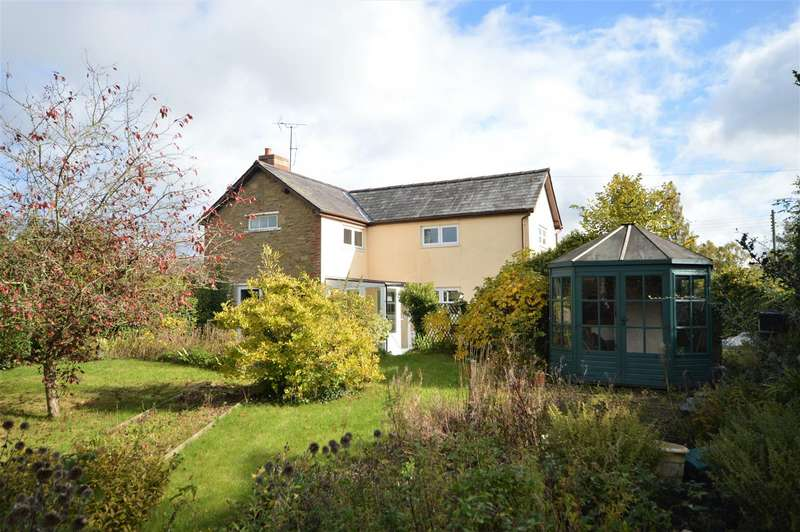 2 Bedrooms Detached House for sale in Richards Castle, Ludlow