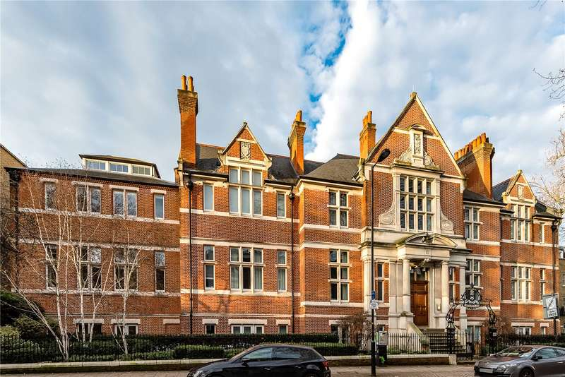3 Bedrooms Flat for sale in Mary Datchelor House, 2D Camberwell Grove, London, SE5