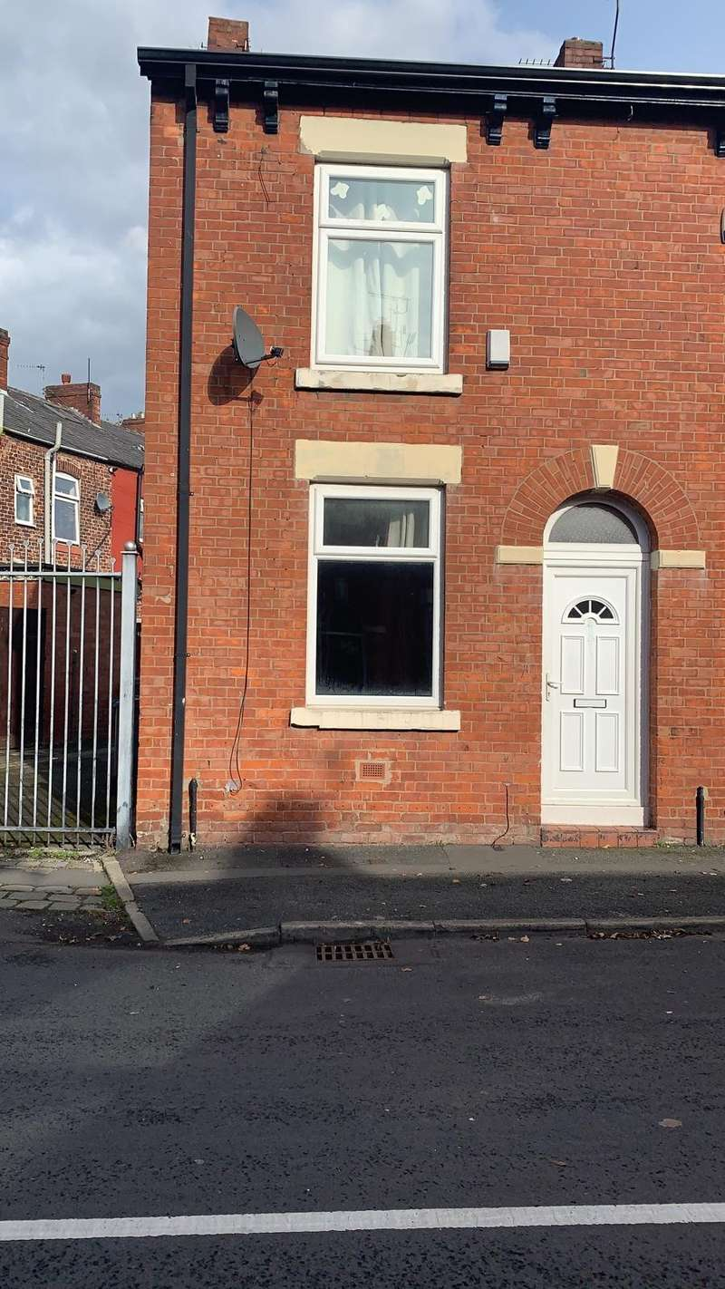 2 Bedrooms End Of Terrace House for sale in Openshaw, M11