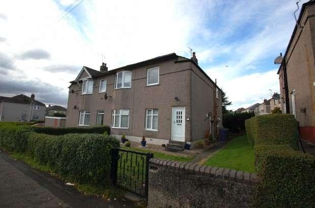 3 Bedrooms Flat for sale in 249 Tweedsmuir Road, Hillington, G52