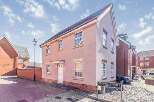 3 Bedrooms Detached House for sale in Trona Court, Sonora Fields, Sittingbourne, Kent