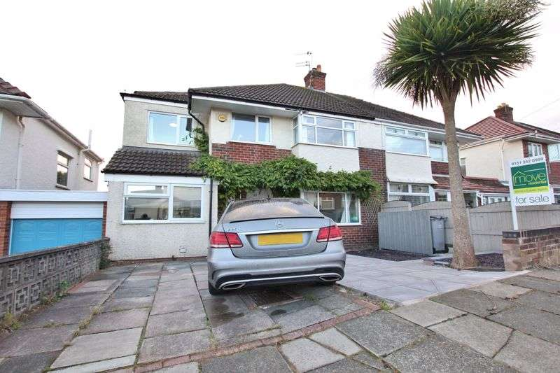 4 Bedrooms Property for sale in Gleggside, West Kirby, Wirral