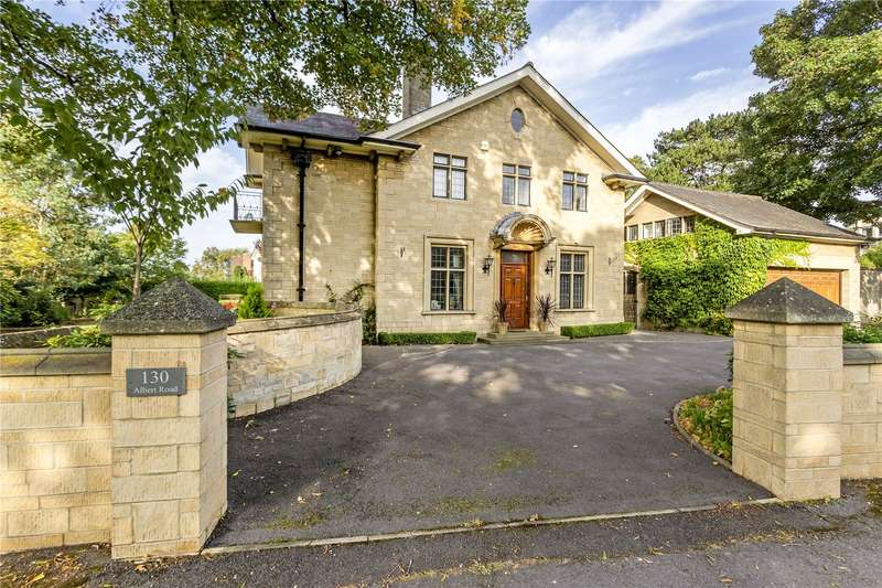 5 Bedrooms Detached House for sale in Albert Road, Cheltenham, Gloucestershire, GL52