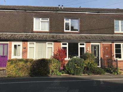 2 Bedrooms Terraced House for sale in Romsey, Hampshire