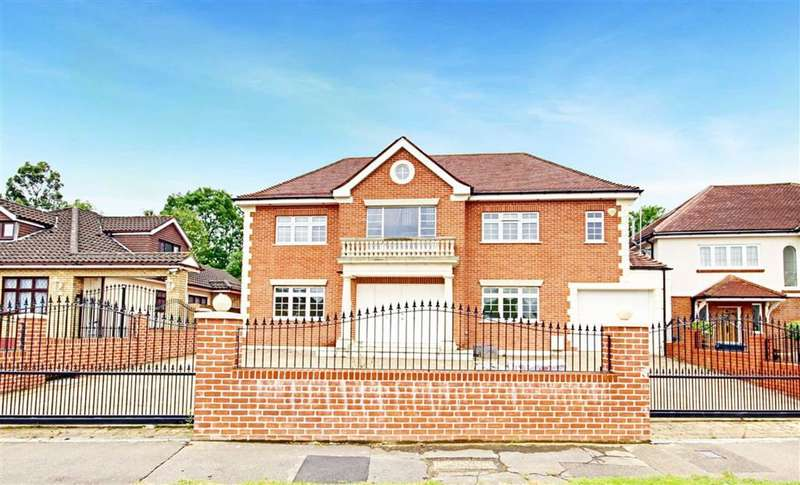 7 Bedrooms Detached House for rent in Parkgate Crescent, Hadley Wood, Hertfordshire