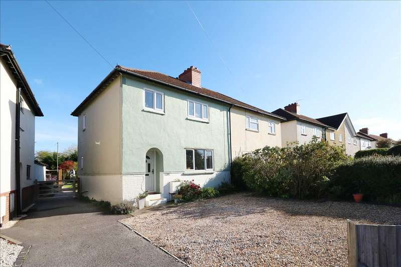 3 Bedrooms Semi Detached House for sale in Warsash Road, Titchfield Common