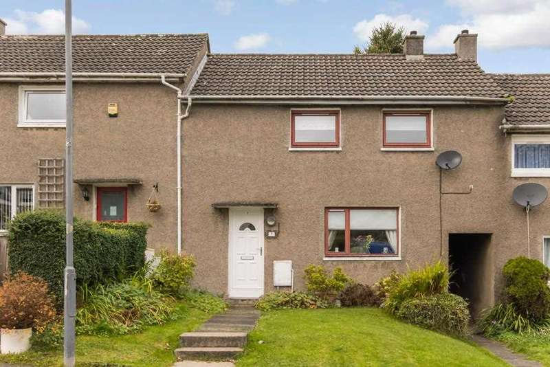 3 Bedrooms Terraced House for sale in Burnbrae Place, West Mains, EAST KILBRIDE