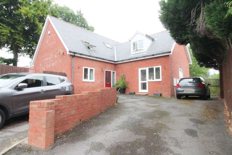 4 Bedrooms Detached House for sale in Brookmere, Ton Road, Fairwater, Cwmbran