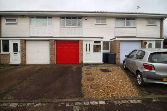 3 Bedrooms Terraced House for rent in Dale Close, West Bridgford, NG2