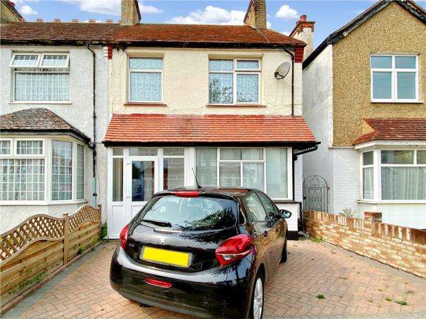 2 Bedrooms Apartment Flat for sale in Seaforth Grove, Southend-on-Sea, Essex