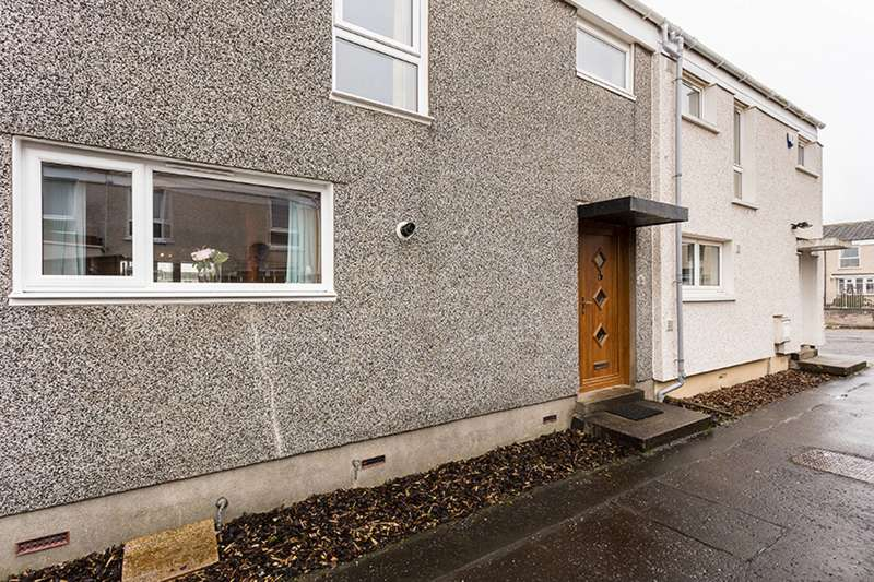 3 Bedrooms Terraced House for sale in Beath View, Dunfermline, KY11 4UE