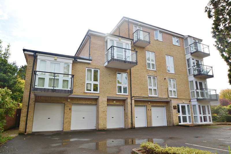 3 Bedrooms Flat for sale in Southampton