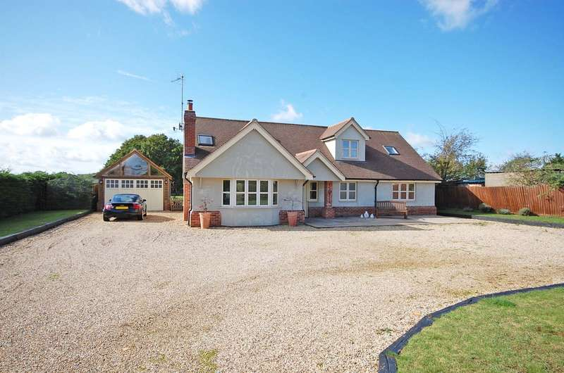 4 Bedrooms Detached House for sale in School Lane, Great Leighs, Chelmsford, CM3