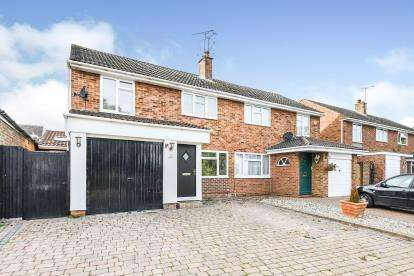 3 Bedrooms Semi Detached House for sale in Ramsden Heath, Billericay, Essex