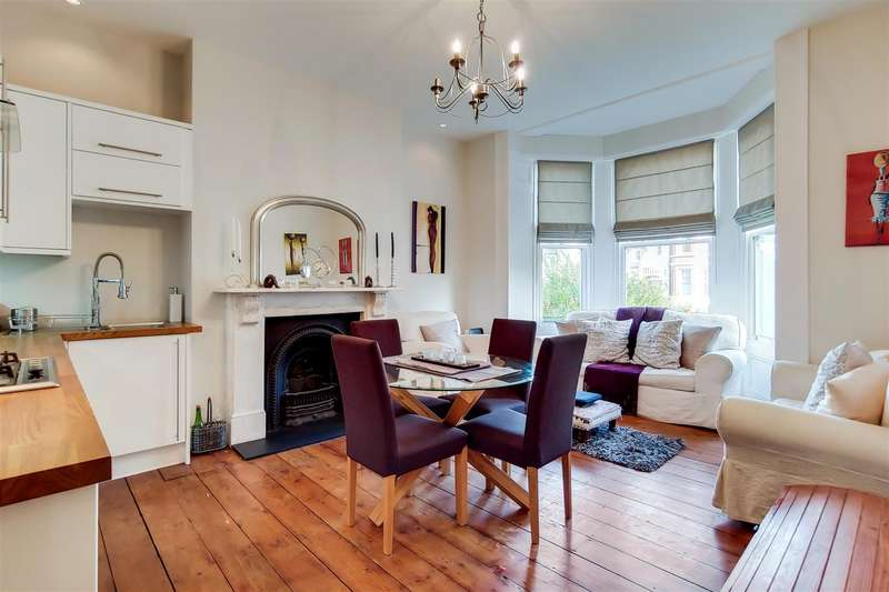 1 Bedroom Flat for rent in Thurlow Park Road, London