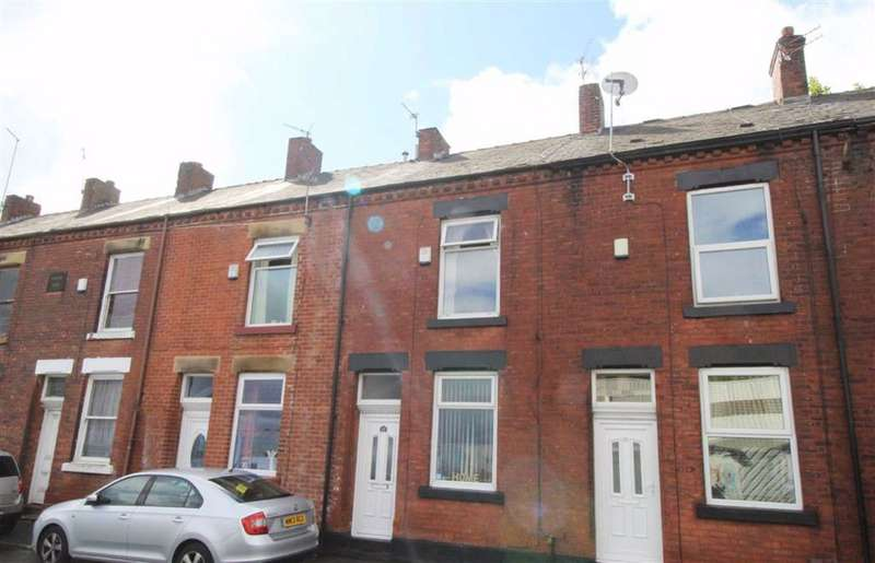 2 Bedrooms Terraced House for rent in Wharf Street, Dukinfield