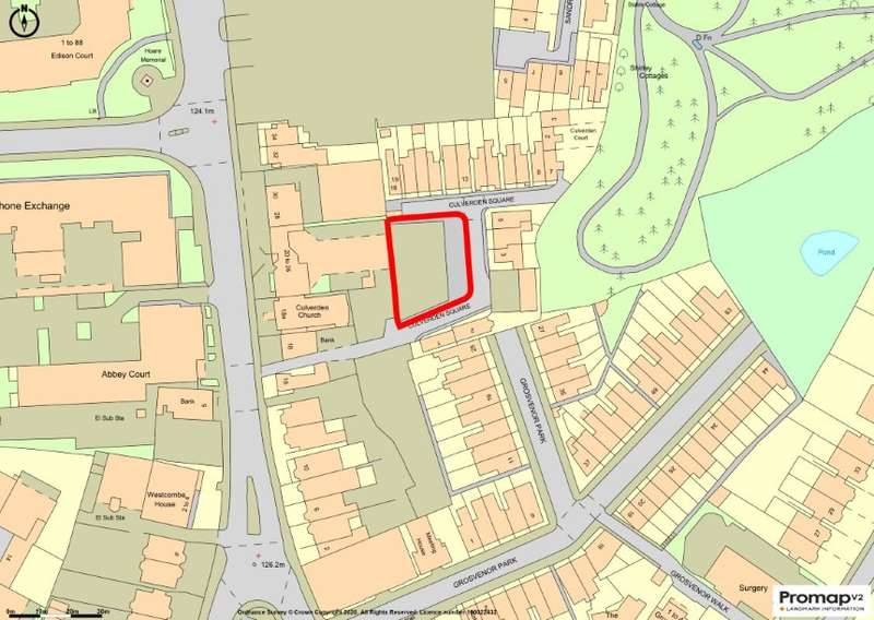 12 Bedrooms Land Commercial for sale in Car Park at 1 Culverden Square, Tunbridge Wells, Kent