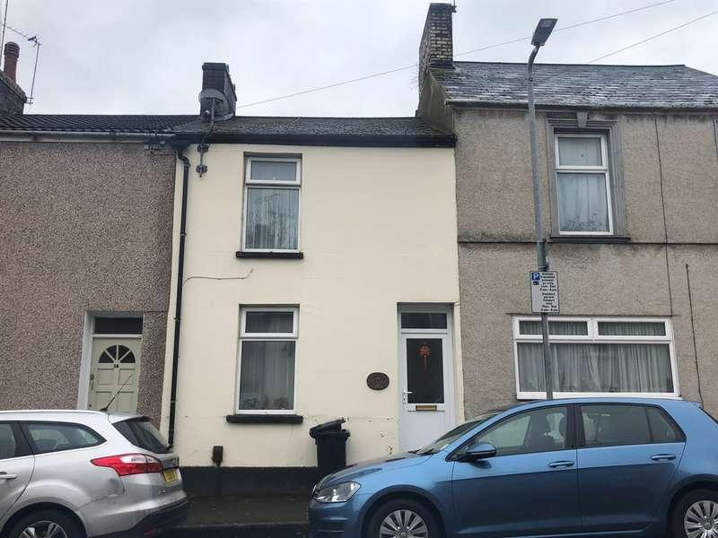 2 Bedrooms Terraced House for sale in Jones Street, Newport