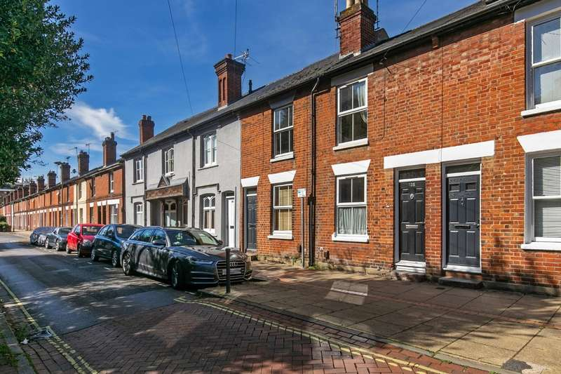 2 Bedrooms Terraced House for sale in Upper Brook Street, Winchester, SO23