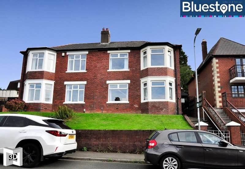 3 Bedrooms Semi Detached House for sale in Eveswell Park Road, Newport