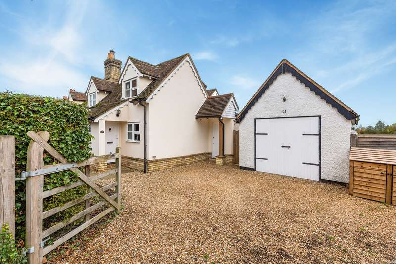 3 Bedrooms Semi Detached House for sale in 123 Cambridge Road, Wimpole, SG8