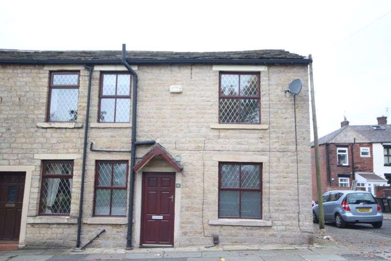 2 Bedrooms Property for sale in DEWHIRST ROAD, Syke, Rochdale OL12 0AG