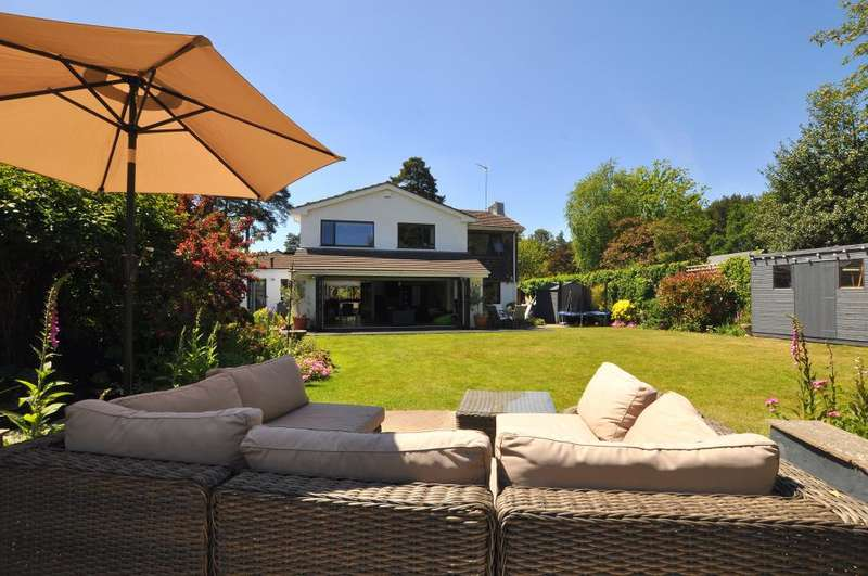 4 Bedrooms House for sale in Ashley Heath, BH24 2HG