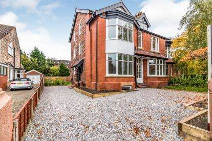 5 Bedrooms Semi Detached House for sale in Washway Road, Sale, Greater Manchester
