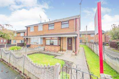 3 Bedrooms Semi Detached House for sale in Worsley Street, Swinton, Manchester, Greater Manchester