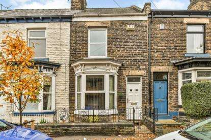 3 Bedrooms Terraced House for sale in Hawksley Avenue, Sheffield, South Yorkshire