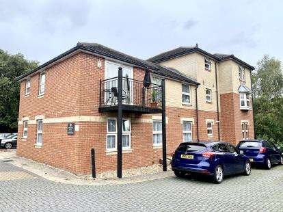 2 Bedrooms Flat for sale in Upper Shirley, Southampton, Hampshire