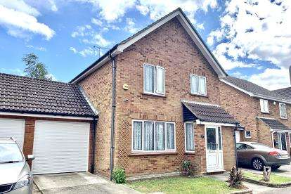 3 Bedrooms Link Detached House for sale in Laindon, Basildon, Essex