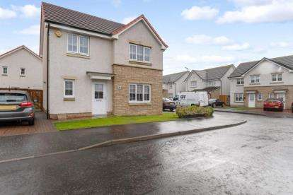 3 Bedrooms Detached House for sale in Penicuik Drive, Eastfields