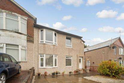 2 Bedrooms Flat for sale in Curtis Avenue, Glasgow, Lanarkshire