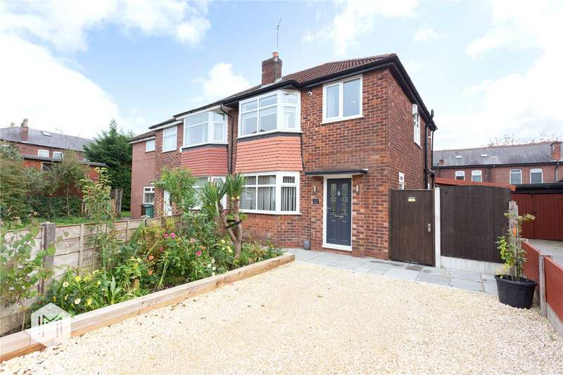 3 Bedrooms Semi Detached House for sale in Blackford Avenue, Bury, BL9