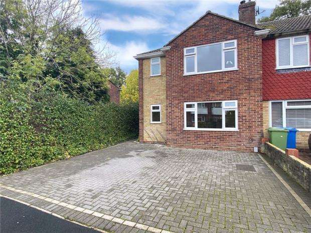 3 Bedrooms End Of Terrace House for sale in Beta Road, Farnborough, Hampshire