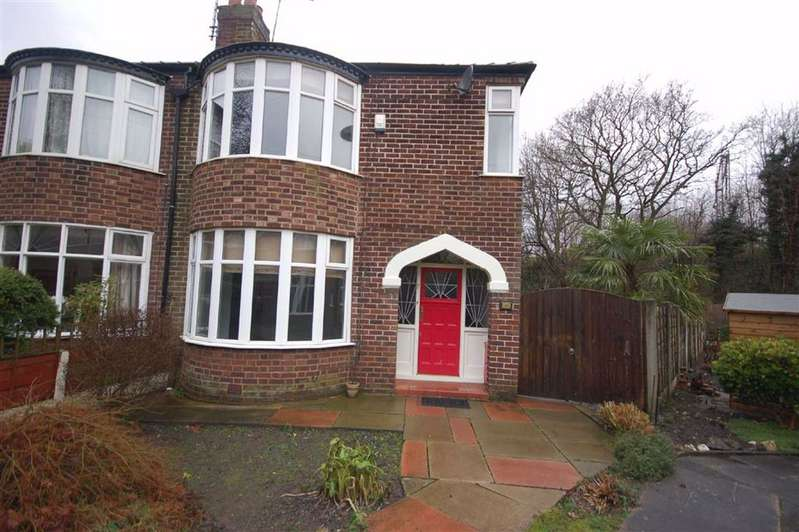 3 Bedrooms Semi Detached House for sale in Kingsway, Didsbury, Manchester, M20