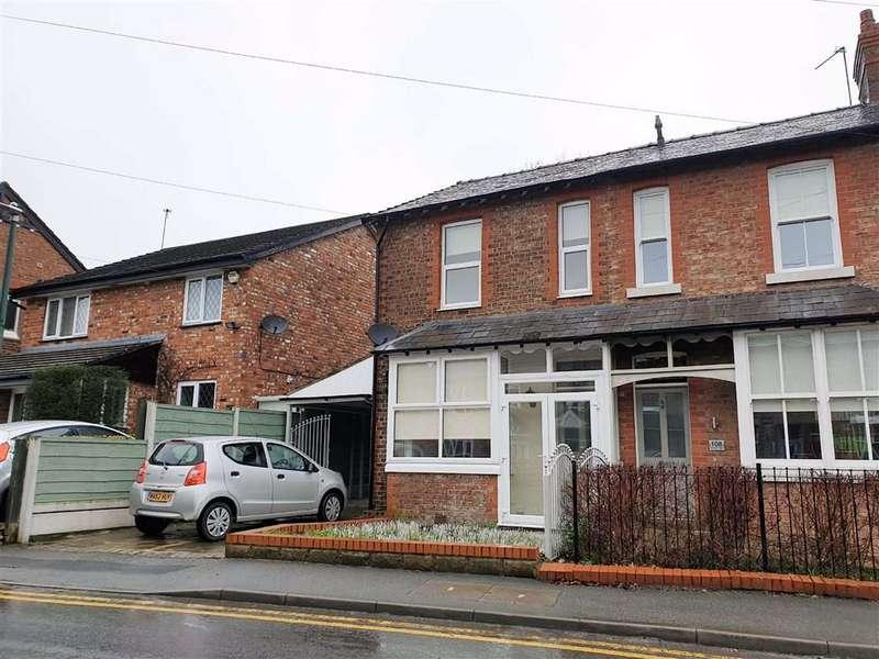 3 Bedrooms Semi Detached House for rent in Brook Lane, ALDERLEY EDGE