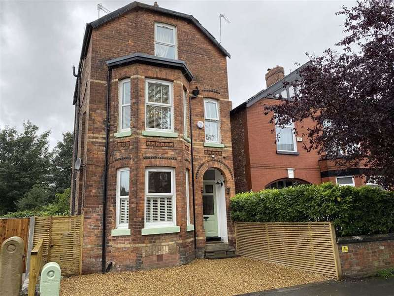 5 Bedrooms Detached House for sale in Keppel Road, Chorlton