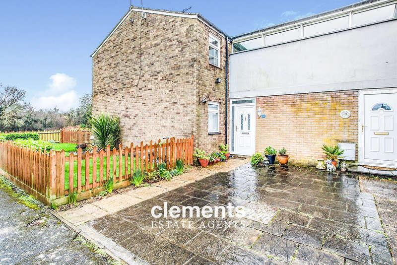 2 Bedrooms Maisonette Flat for sale in Leverstock Green, Hemel Hempstead