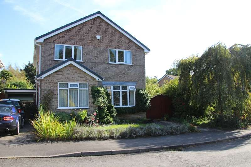 4 Bedrooms Detached House for sale in Elmwood, Chorley, Lancashire, PR7