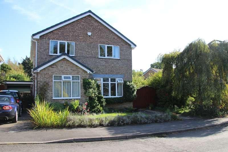 4 Bedrooms Detached House for sale in Elmwood, Chorley, Lancashire, PR7