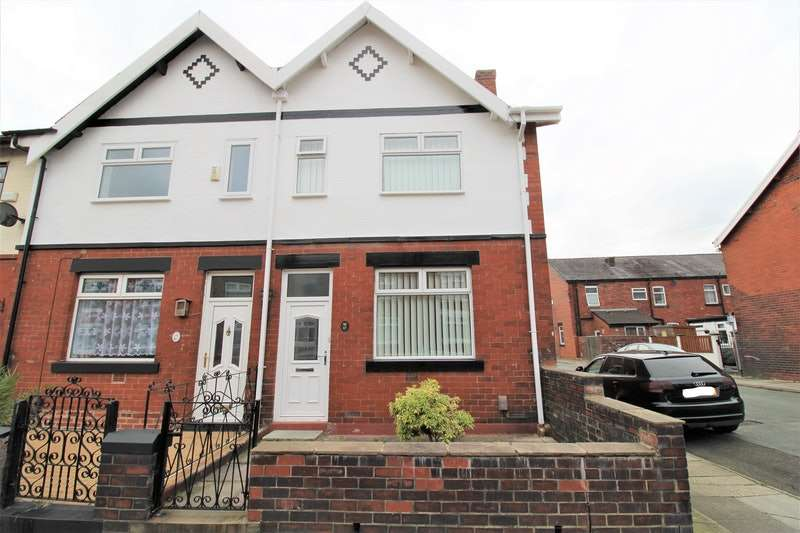 2 Bedrooms Terraced House for sale in Lowton Street, Manchester, Greater Manchester, M26