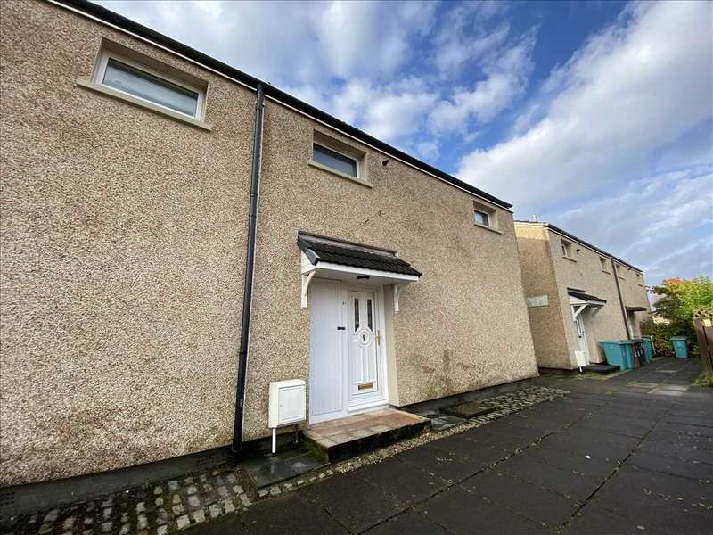 3 Bedrooms End Of Terrace House for sale in Gean Court, Cumbernauld