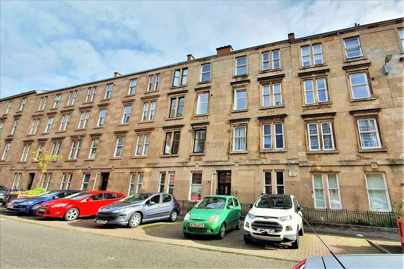3 Bedrooms Duplex Flat for sale in Thomson Street,Dennistoun, Glasgow G31