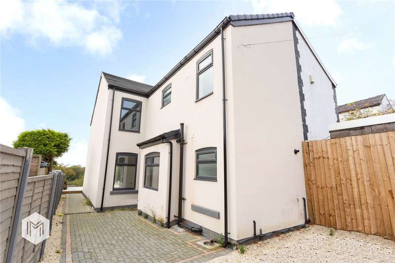 3 Bedrooms Semi Detached House for sale in Copebank, Bolton, BL1