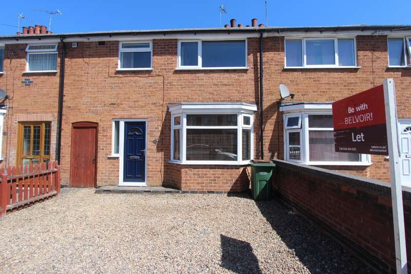 3 Bedrooms Town House for sale in Estoril Avenue, , Leicester, LE18 3RD