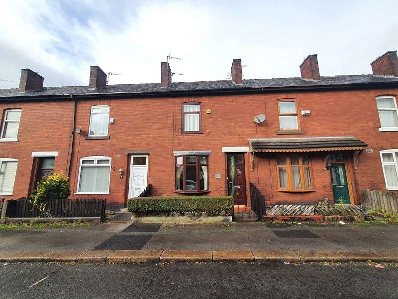 2 Bedrooms Terraced House for sale in Organ Street, Leigh, Greater Manchester. WN7 4DS