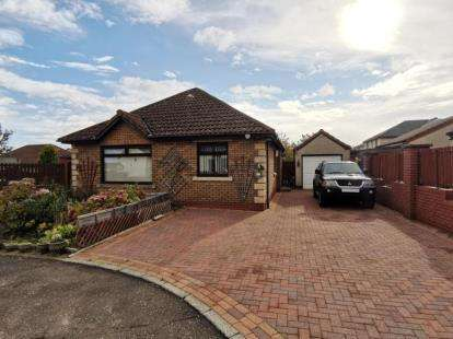 3 Bedrooms Bungalow for sale in Bowhouse Drive, Kirkcaldy